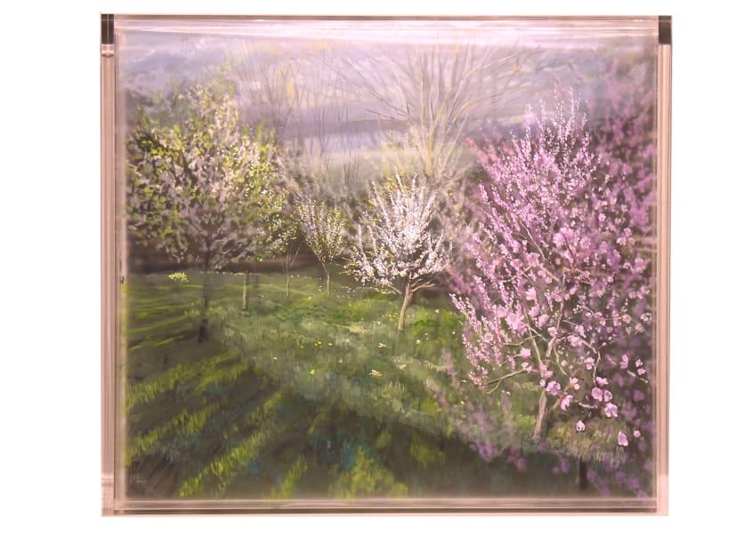 Flowering Trees, April Mornings, 2018