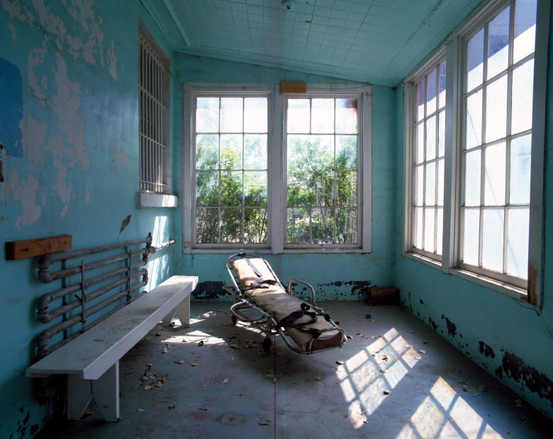 Sun Room, Wyoming Frontier Prison , 2007