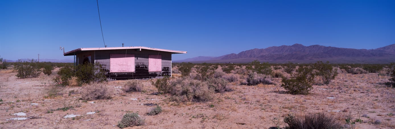 House, Wonder Valley, Mojave Desert, CA, #5, 2009