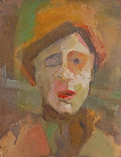Orange Hat , 2015