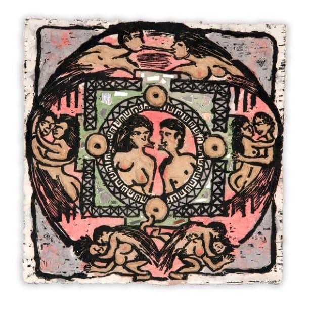 Mandala for Love, 2020
