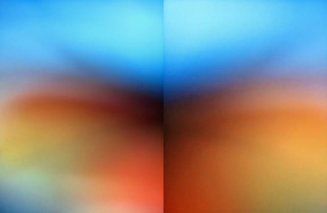 Layers of Silence #4 (diptych), 2017
