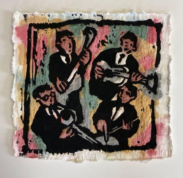 1920s Jazz Quartet, 2018