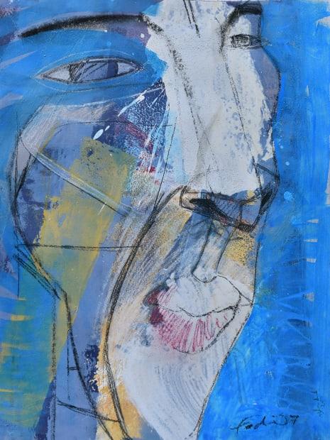 Fadi Daoud, Untitled, 2017