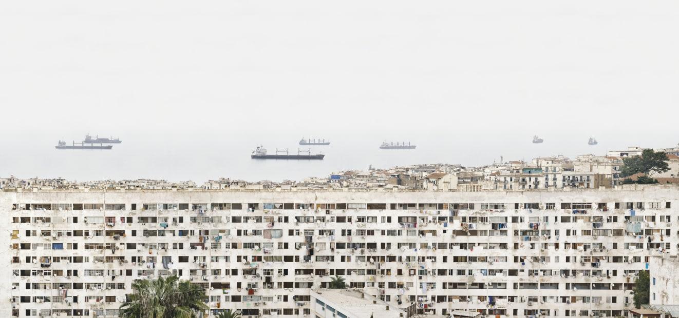 Stéphane Couturier, Alger - Bab El-Oued n°2, 2013