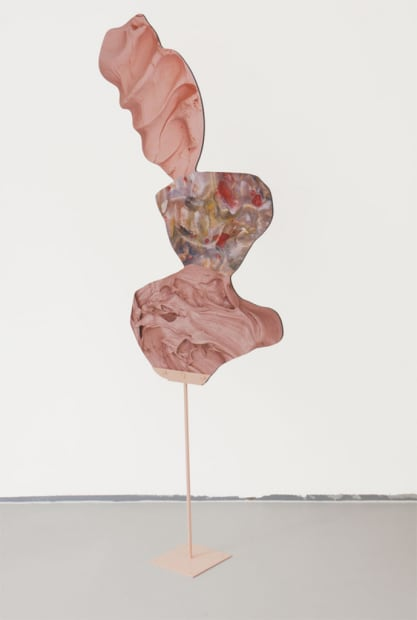 Stacked Sculpture III, 2017