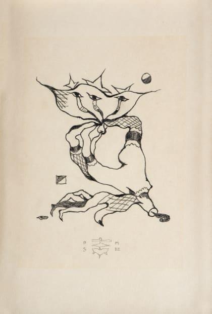 Les seins étoilés n°1, circa 1958