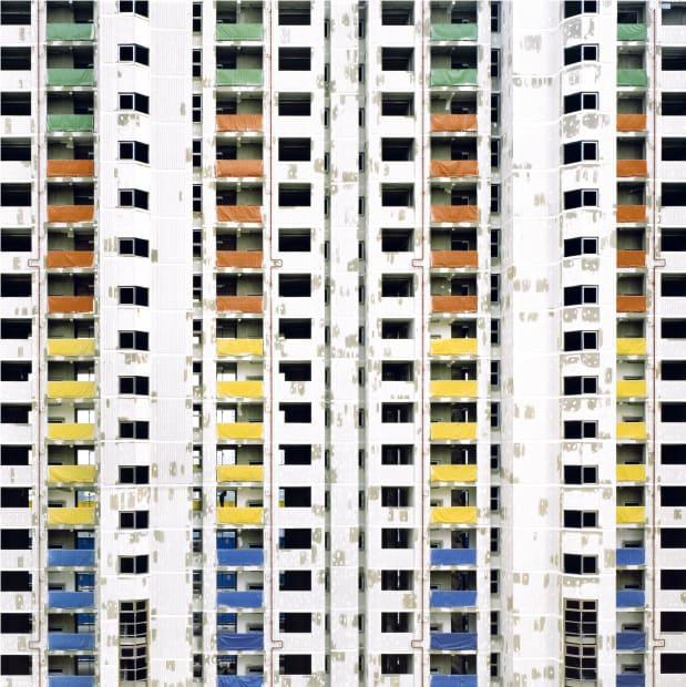 Stéphane Couturier, SEOUL - Tanji#01, 2003