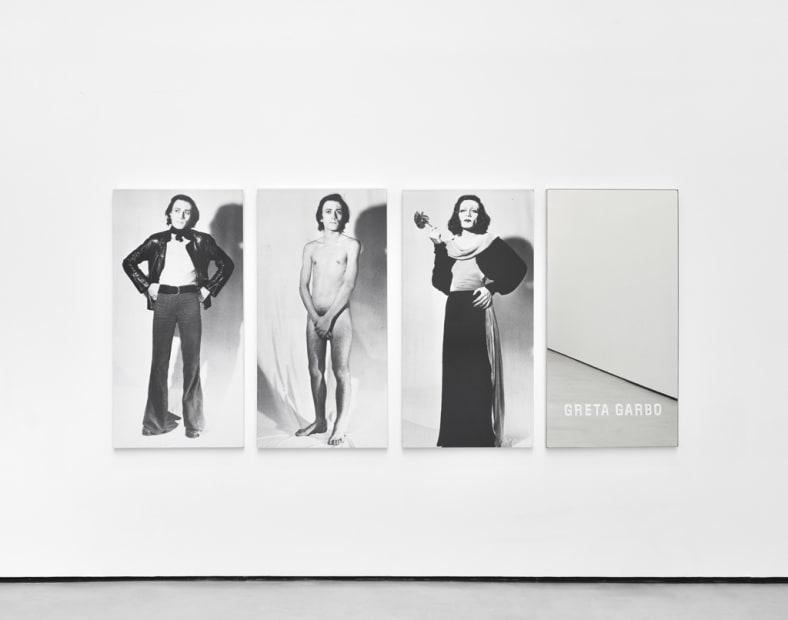 Michel Journiac, Piège pour un travesti : Greta Garbo, 1972