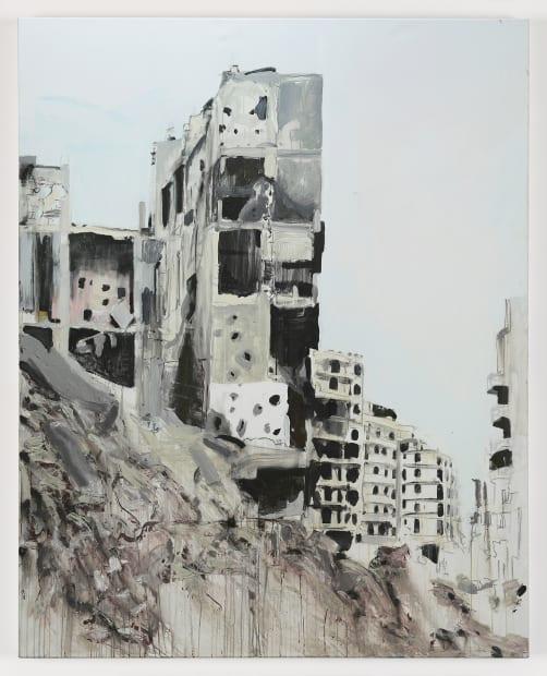 Brian MAGUIRE, Aleppo 2, 2017