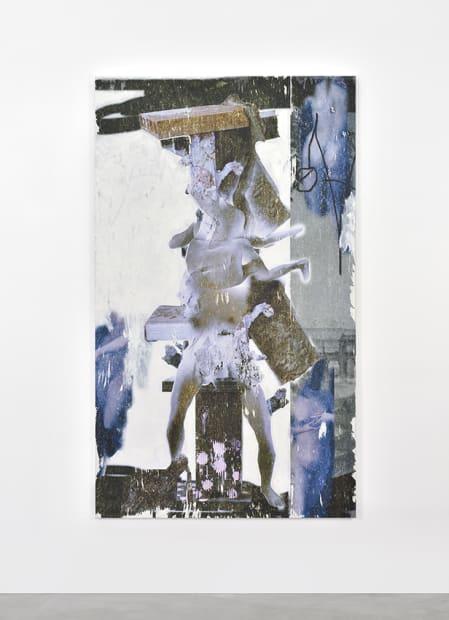 Thibault Hazelzet, Autel Casanova Grande Graffiti #3, 2020
