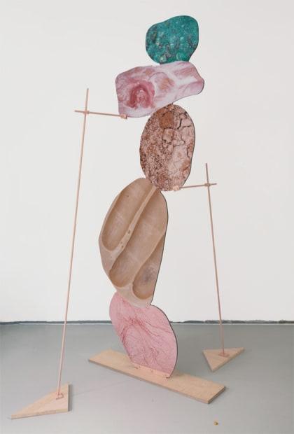 Stacked Sculpture II, 2017