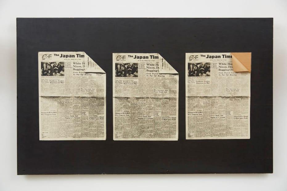 Newspaper, 1973