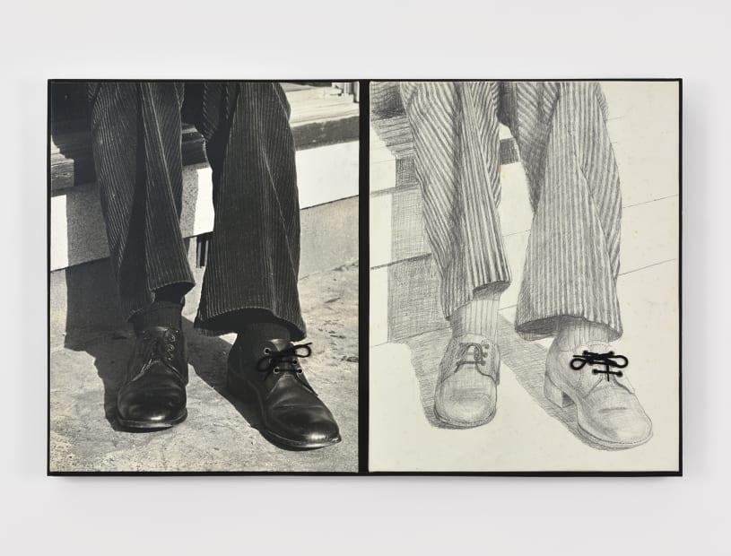 Masaki Nakayama, Two shoes 2, 1973