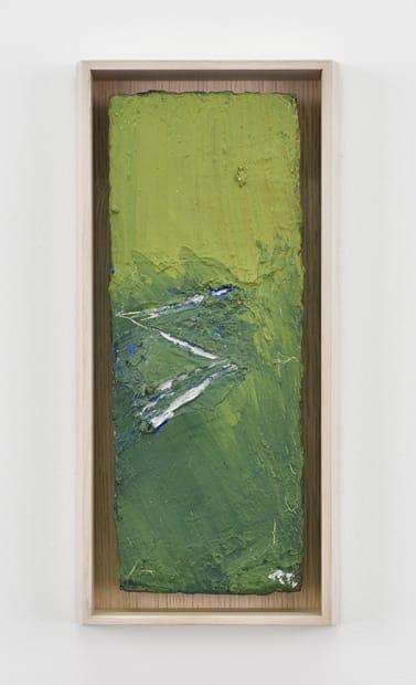 Pierre Tal Coat, Chemin dans le vert, 1982