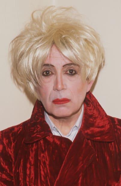 Autoportrait au manteau rouge n°2, 30 mars 2013