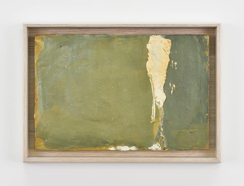 Pierre Tal Coat, Sans titre, 1981