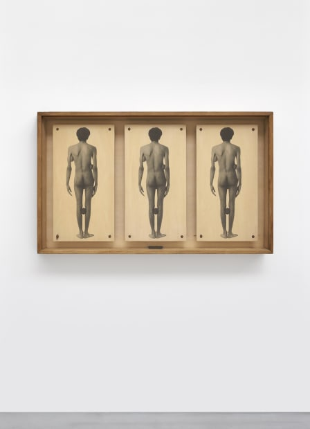 Human being and Matter, 1975