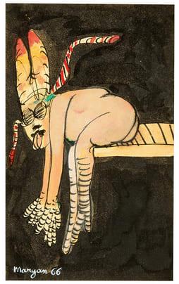 sans titre, 1966