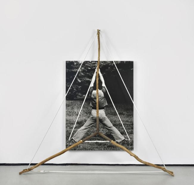 Masaki Nakayama, Body Scale Triangle, 1978