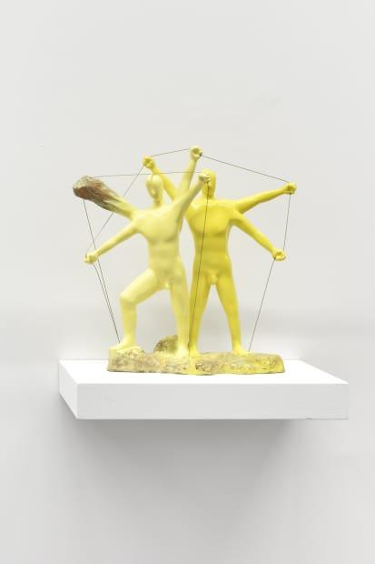 Masaki Nakayama, BODY SCALE yellow, 2003