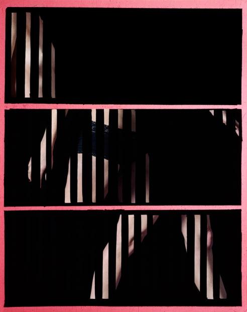 Walking (Pink), 2014