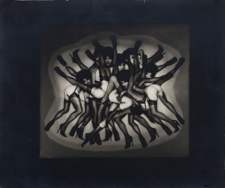 Grande Mêlée - Photomontage, 1968