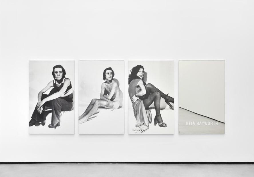 Piège pour un travesti : Rita Hayworth, 1972
