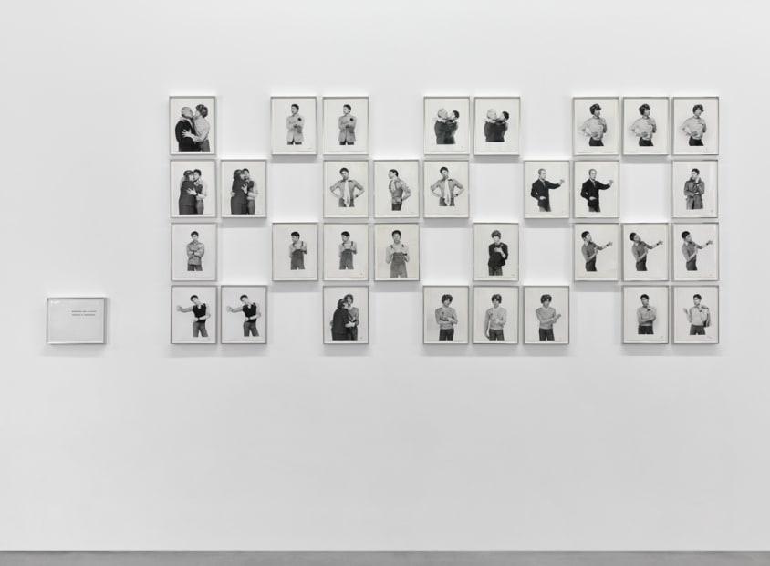Michel Journiac, Propositions pour un travesti incestueux et masturbatoire (32+1), 1975