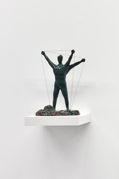 Masaki Nakayama, BODY SCALE green, 2004