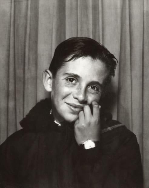 Autoportrait au photomaton, 1965