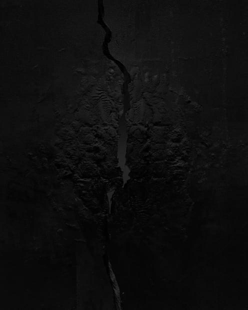 Marina Gadonneix, Untitled (Meteorite impact) #1, 2016