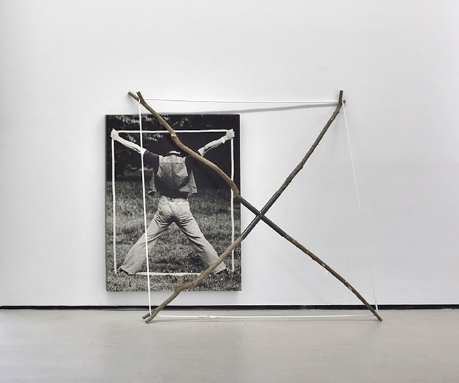 Masaki Nakayama, Body Scale, Square, 1979