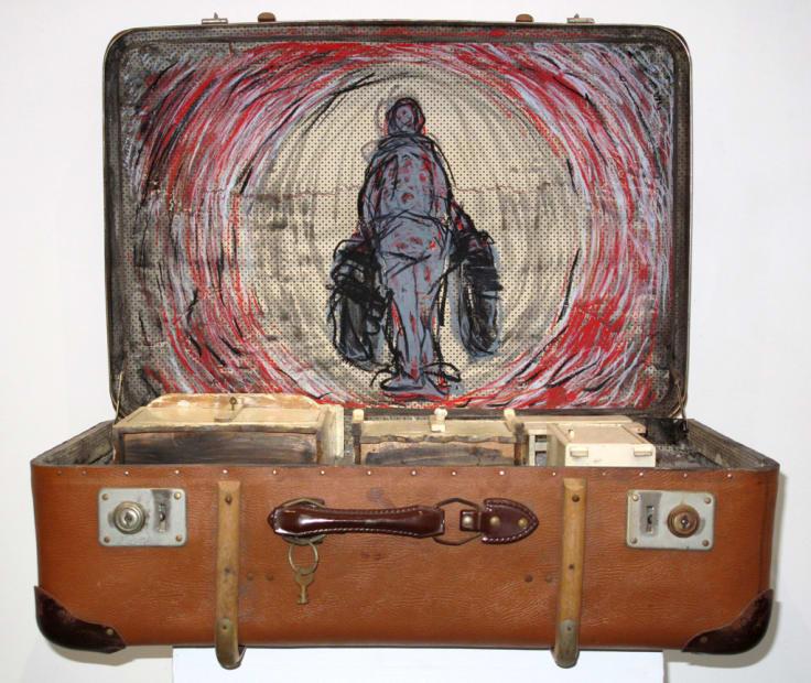 Chiharu Shiota, Untitled, 2010