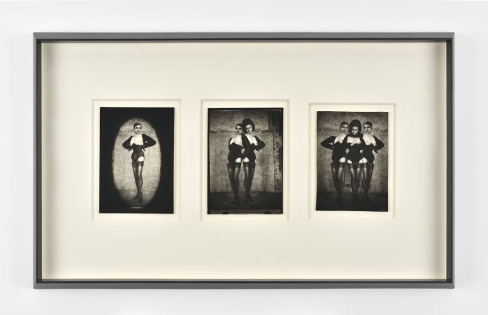 Pierre Molinier, Pierre et Hanel - Photomontages, 1968
