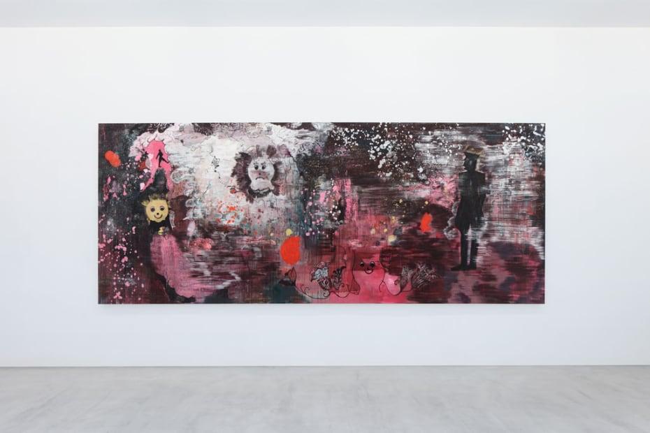 Hélène Delprat, Peinture ayant été détruite par Göring en 1937 et reconstituée en 2016, 2016