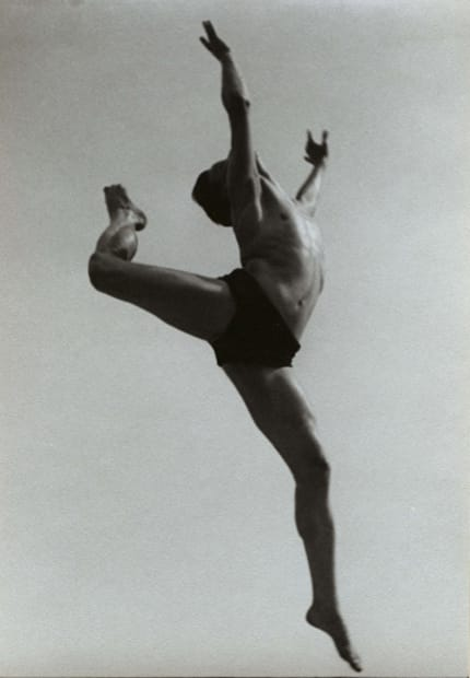 Dancer, Willem Van Loon, Paris, 1932