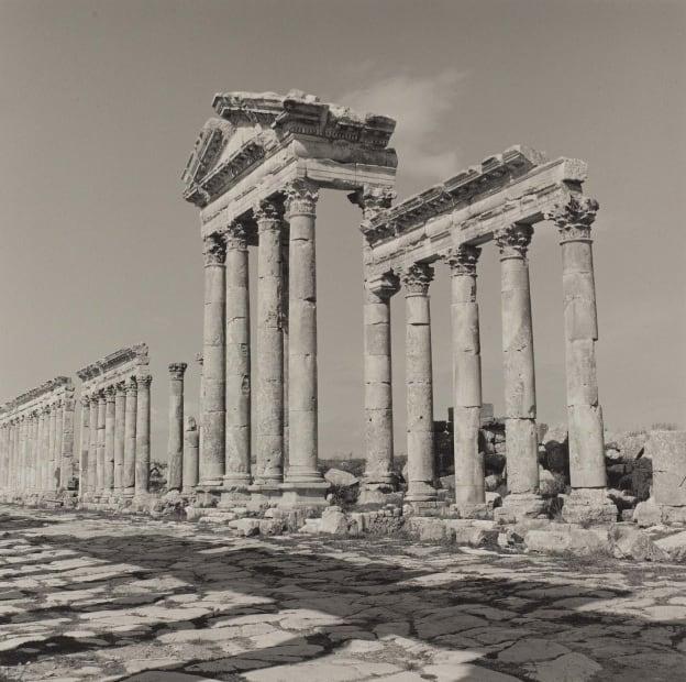 Apamea, Syria, 1995