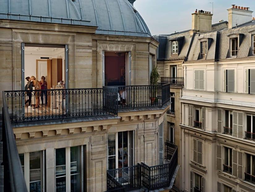 Quai Anatole, Paris, 7e, le 26 septembre, 2013