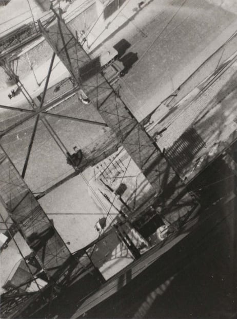 View from the Pont Transbordeur, c. 1929