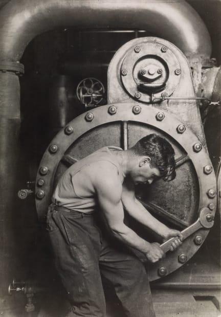 Powerhouse Mechanic, 1920