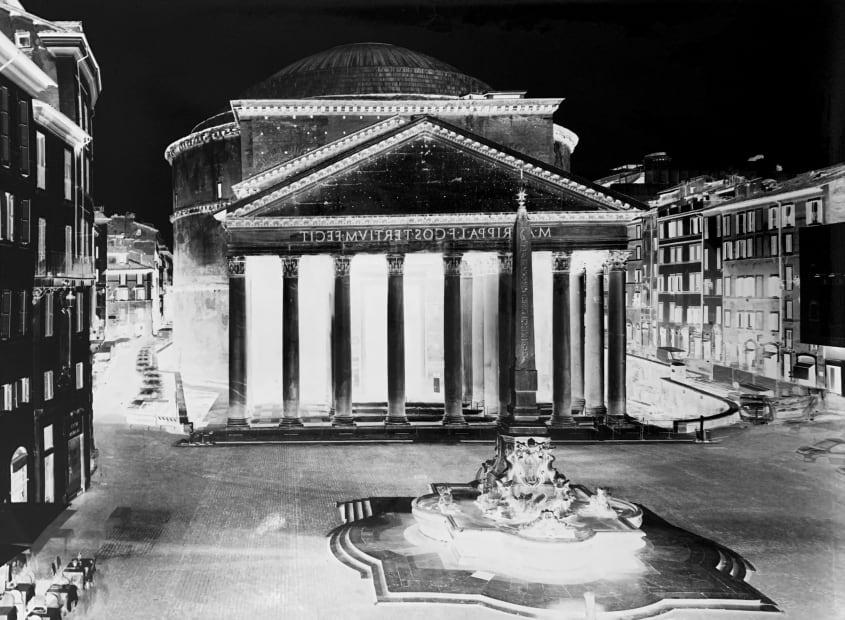 Pantheon, Rome, III: June 23, 2020