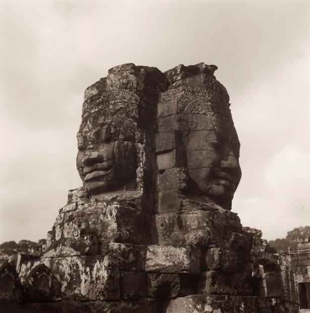 The Bayon, Angkor Wat, Cambodia, 1993