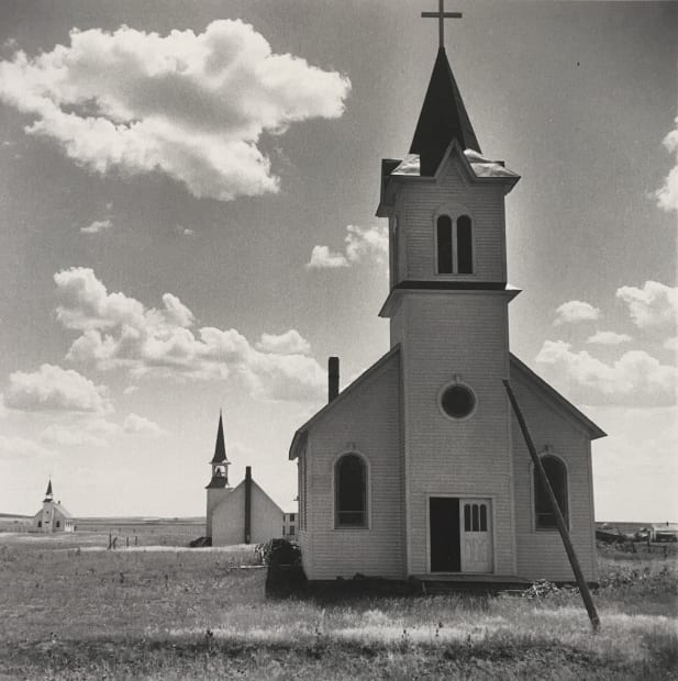 On the Great Plains, near Winner, South Dakota, 1941