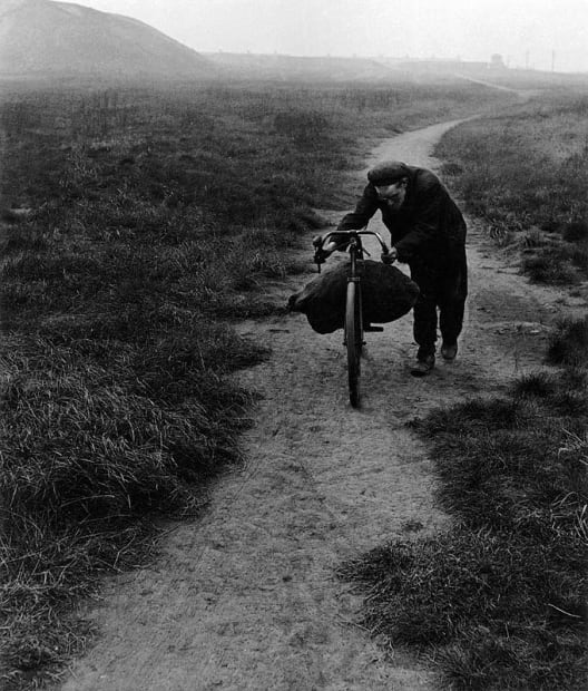 Coal-Searcher Going Home to Jarrow, 1937