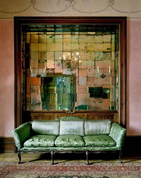 Mirror Grid, Milan, 2008
