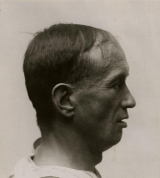 Profile Portrait of a Man, 1928