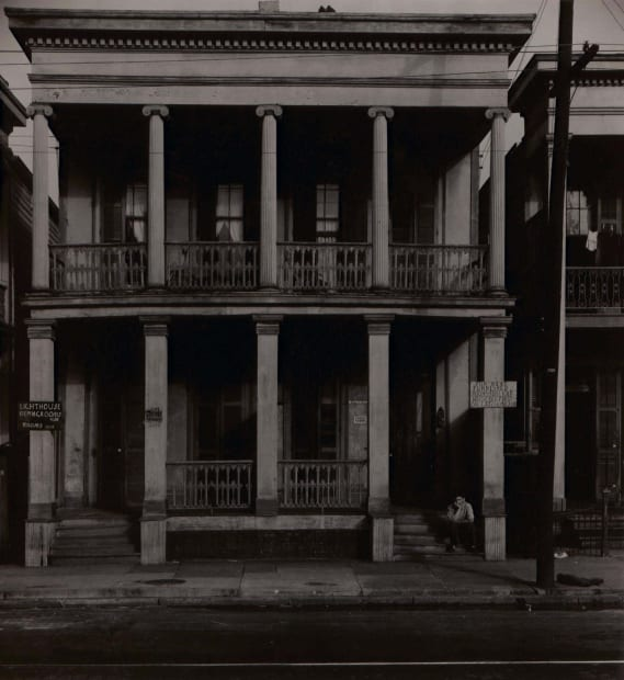 New Orleans Boarding House, 1935