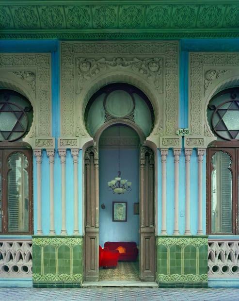 Moorish Facade, Havana, 2010