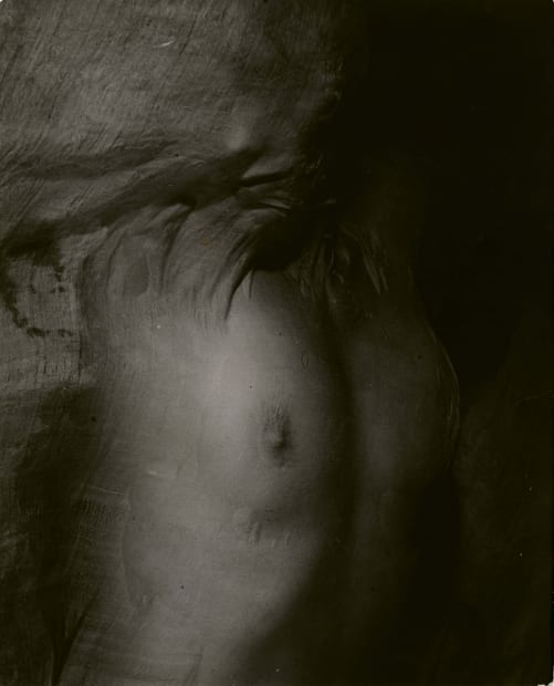 Nude Under Wet Silk, Paris, 1937